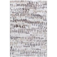Surya Apricity Abstract 2-Foot x 3-Foot Accent Rug in Beige