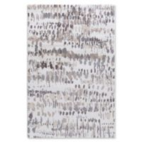 Surya Apricity Abstract 5-Foot 3-Inch x 7-Foot 6-Inch Area Rug in Beige