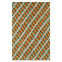 Kaleen Pastiche Fiber 3-Foot x 5-Foot Multicolor Area Rug