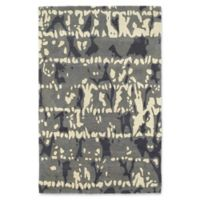 Kaleen Pastiche Musings 5-Foot x 7-Foot 9-Inch Area Rug in Grey