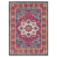 Surya Abourne 2-Foot x 3-Foot Accent Rug in Pink
