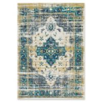 Surya Ainesdale 7-Foot 11-Inch x 10-Foot Area Rug in Aqua