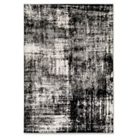 Surya Alabonson 5-Foot 3-Inch x 7-Foot 6-Inch Area Rug in Charcoal