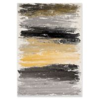 Surya Alametos 5-Foot 3-Inch x 7-Foot 6-Inch Area Rug in Charcoal