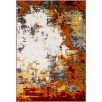 Surya Aldenwale 7-Foot 9-Inch x 7-Foot 6-Inch Area Rug in Charcoal
