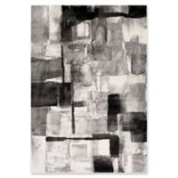 Style Statements by Surya Alejo 5-Foot 3-Inch x 7-Foot 6-Inch Area Rug in Grey