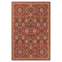 Statements By Surya Alok 2-Foot x 2-Foot 9-Inch Accent Rug in Rust