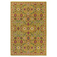 Statements By Surya Alok 2-Foot x 2-Foot 9-Inch Accent Rug in Olive
