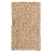 Surya Denchya 5-Foot x 8-Foot Area Rug in Tan