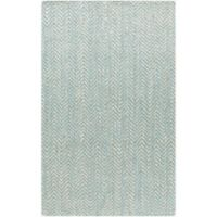 Surya Denchya 8-Foot x 11-Foot Area Rug in Aqua