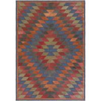 Surya Alahna 8-Foot x 10-Foot Area Rug in Navy