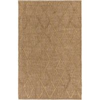 Surya Petar 6-Foot x 9-Foot Area Rug in Tan