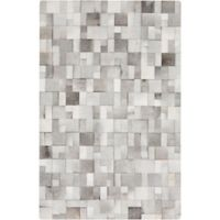 Surya Eudora 2-Foot x 3-Foot Accent Rug in Ivory
