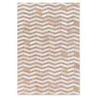Surya 2-Foot x 3-Foot Hadrian Accent Rug in Tan