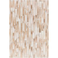 Surya 2-Foot x 3-Foot Hadrian Accent Rug in Beige
