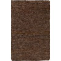 Surya Langdon 2-Foot x 3-Foot Accent Rug in Chocolate