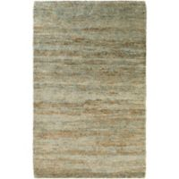 Surya Langdon 4-Foot x 6-Foot Area Rug in Dark Green