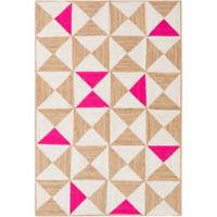 Cottica 8-Foot x 10-Foot Area Rug in Pink