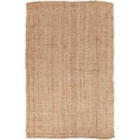 Surya Cerrillos 3-Foot 6-Inch x 5-Foot 6-Inch Area Rug in Wheat