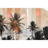 Parvez Taj Bahia 36-Inch x 24-Inch Canvas Wall Art