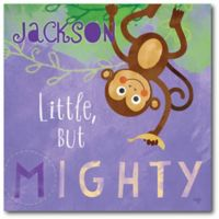 Courtside Market 16-Inch x 16-Inch Oh Happy Day Canvas Wall Art