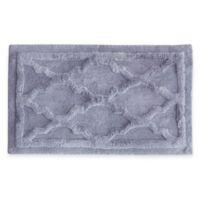 Jessica Simpson 24-Inch x 40-Inch Penelope Bath Rug in Lavender