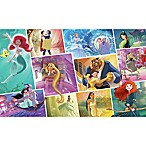 Disney® Princess Storybook Peel and Stick Mural Wall Art