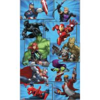 Marvel® Team Peel and Stick Mural Wall Art