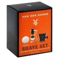 Van Der Hagen Men's Luxury Wet Shave Set