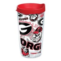 Tervis® University of Georgia All Over 16 oz. Wrap Tumbler with Lid