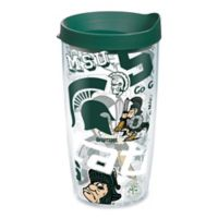 Tervis® Michigan State University All Over 16 oz. Wrap Tumbler with Lid