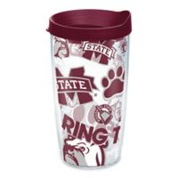 Tervis® Mississippi State University All Over 16 oz. Wrap Tumbler with Lid
