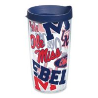 Tervis® University Of Mississippi All Over 16 oz. Wrap Tumbler with Lid
