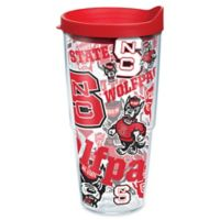 Tervis® North Carolina State University All Over 24 oz. Wrap Tumbler with Lid