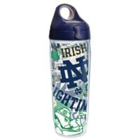 Tervis® University of Notre Dame All Over 24 oz. Wrap Water Bottle with Lid