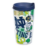 Tervis® University of Notre Dame All Over 16 oz. Wrap Tumbler with Lid