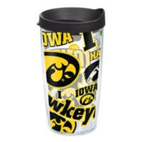 Tervis® University of Iowa All Over 16 oz. Wrap Tumbler with Lid