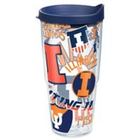 Tervis® University of Illinois All Over 24 oz. Wrap Tumbler with Lid