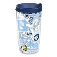 Tervis® University of North Carolina All Over 16 oz. Wrap Tumbler with Lid