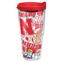 Tervis® University of Nebraska All Over 24 oz. Wrap Tumbler with Lid