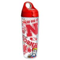 Tervis® University of Nebraska All Over 24 oz. Wrap Water Bottle with Lid