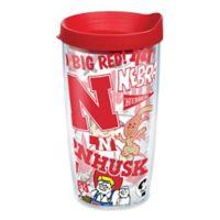 Tervis® University of Nebraska All Over 16 oz. Wrap Tumbler with Lid