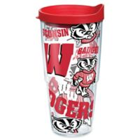 Tervis® University of Wisconsin All Over 24 oz. Wrap Tumbler with Lid
