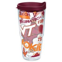 Tervis® Virginia Tech All Over 24 oz. Wrap Tumbler with Lid