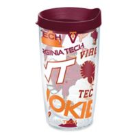 Tervis® Virginia Tech All Over 16 oz. Wrap Tumbler with Lid