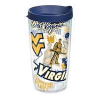 Tervis® West Virginia University All Over 16 oz. Wrap Tumbler with Lid