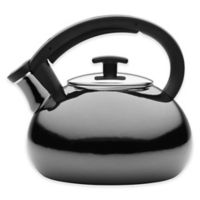 Anolon® Allume 2 qt. Tea Kettle in Onyx