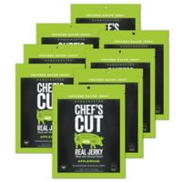Chef's Cut 8-Pack Real Bacon Jerky® in Applewood
