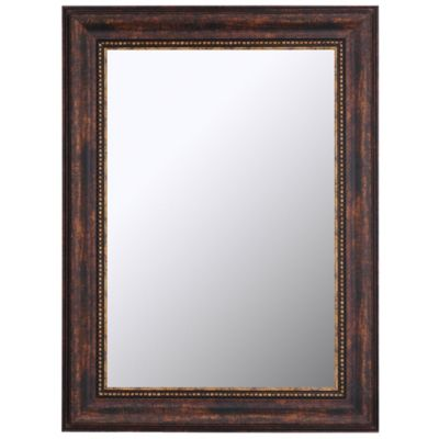 Superbe Hitchcock Butterfield 29 Inch X 39 Inch Decorative Wall Mirror In  Kazakhstan Copper
