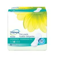 Tena Serenity Anywhere 32-Count Ultra Thin Long Heavy Protection Pads